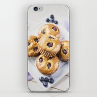 dessert iPhone & iPod Skins featuring DESSERT II  by Ylenia Pizzetti