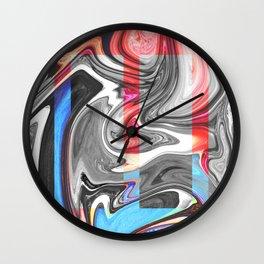 SNARL Wall Clock