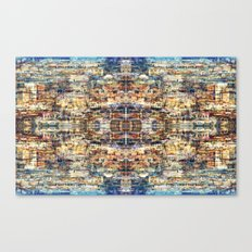 UNTITLED ⁜ ALIGNED #1537 Canvas Print