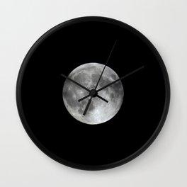 FullMoon Wall Clock