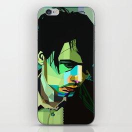 Brett Anderson iPhone Skin