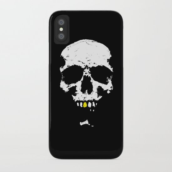 Skullboy Logo iPhone Case