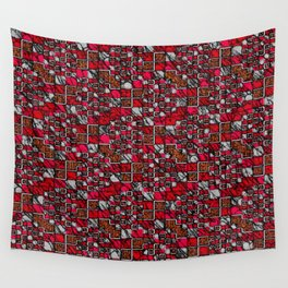 Mosaic Wall Tapestry
