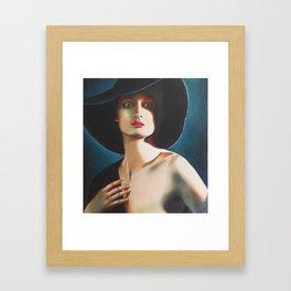 Isadora Duncan Framed Art Print