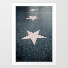 BLVD of Broken Dreams Art Print