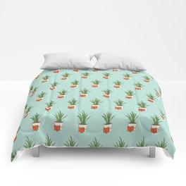 indoor plants Comforters