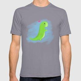 Dino love T-shirt
