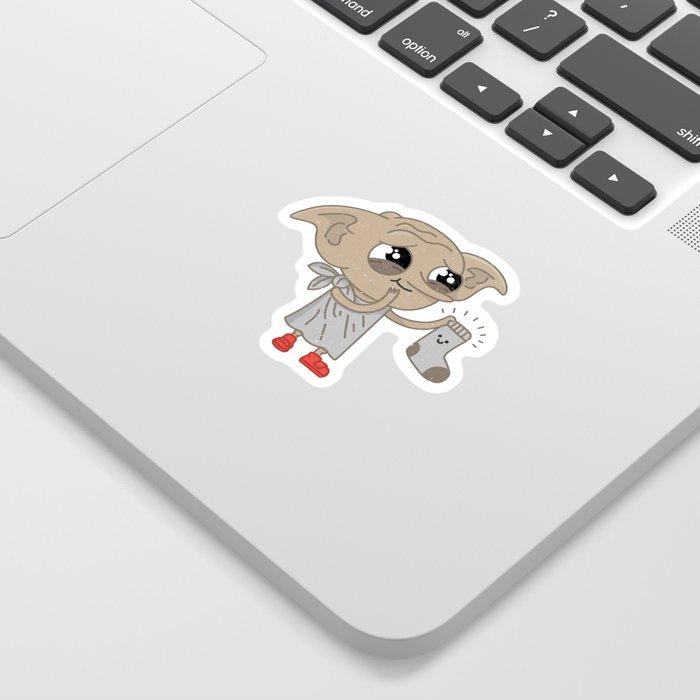 Free Elf Sticker