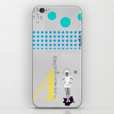 Copa. iPhone & iPod Skin