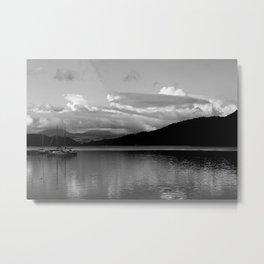 Lake Windermere Cumbria UK  Metal Print