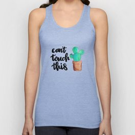 Can't Touch This Unisex Tank Top