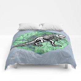 T. Rex Fossil Comforters