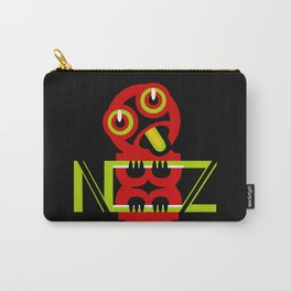 Hei Tiki New Zealand Carry-All Pouch