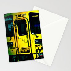 J Train Stationery Cards