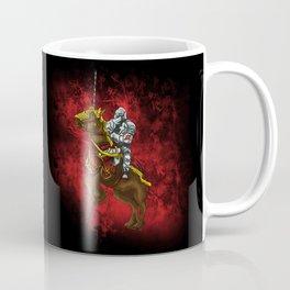 Knight Coffee Mug
