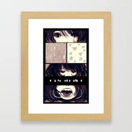 Confusing Framed Art Print