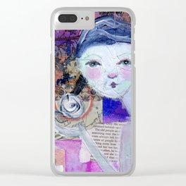 Birth Clear iPhone Case