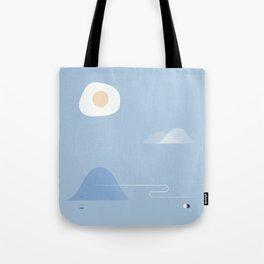 Eggcellent Tote Bag