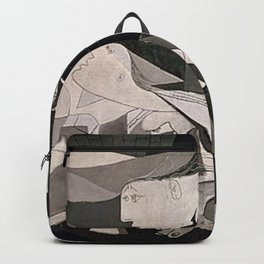 GUERNICA #2 - PABLO PICASSO Backpack