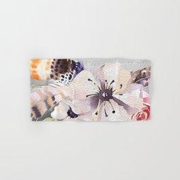 Flowers bouquet #55 Hand & Bath Towel