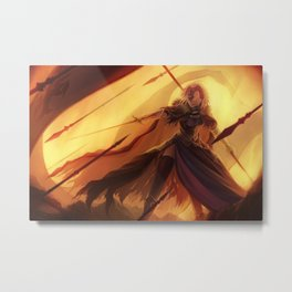FGO: Avenger Metal Print