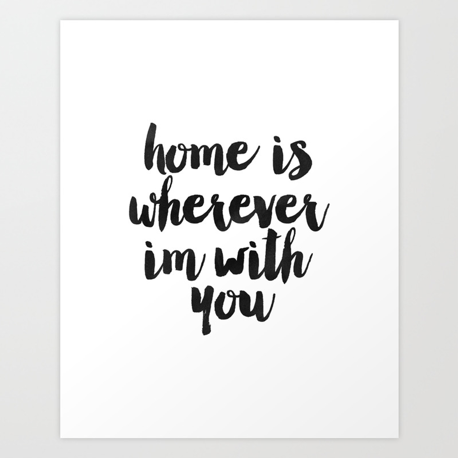 photo regarding Welcome Home Printable referred to as Printable Artwork,Property Is Everywhere Im With On your own,Property Indicator,Property Decor,Welcome Residence,Typography Artwork Artwork Print