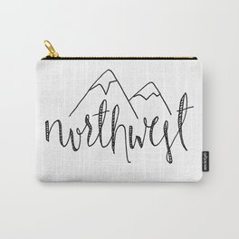 Northwest is Best Carry-All Pouch
