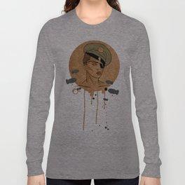 The Steam Captain  Long Sleeve T-shirt
