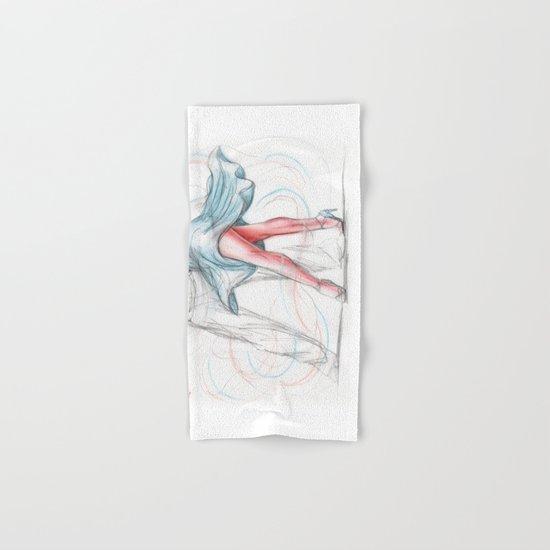 the dancers Hand & Bath Towel