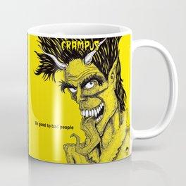 The Crampus Coffee Mug
