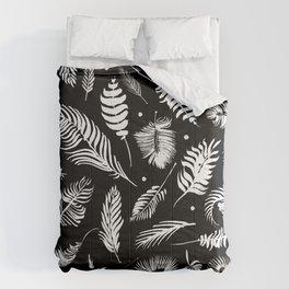 Minimalistic digital painting Comforters