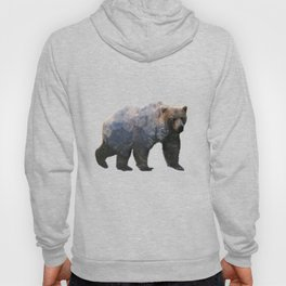 Mountain Bear Hoody
