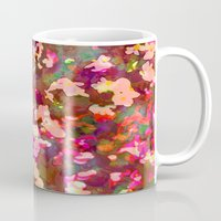 olivia joy Mugs featuring OLIVIA by Charley Sedgeley