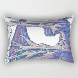 Family of Dragons - Skullbashers Rectangular Pillow