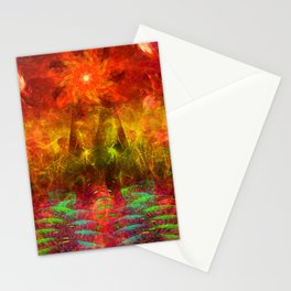 The Gnostic Archons Stationery Cards