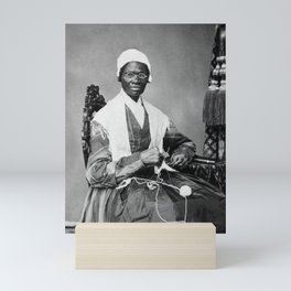 Sojourner Truth Portrait Mini Art Print