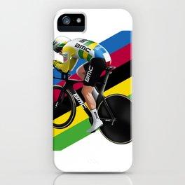 World champ itt iPhone Case