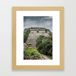 The Great Pyramid Framed Art Print