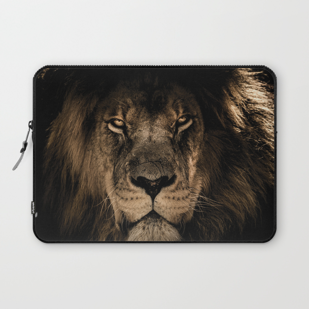 The King The Lion Laptop Sleeve LSV7928271