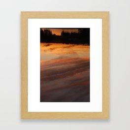 Spirit Mist  Framed Art Print