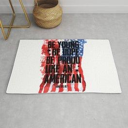 Like an American Rug