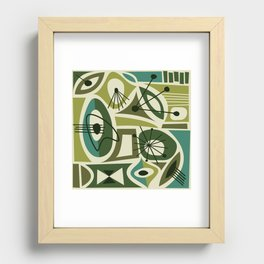 Tacande Recessed Framed Print