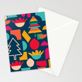 Funny Christmas games Stationery Cards