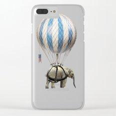 Jumbo Clear iPhone Case