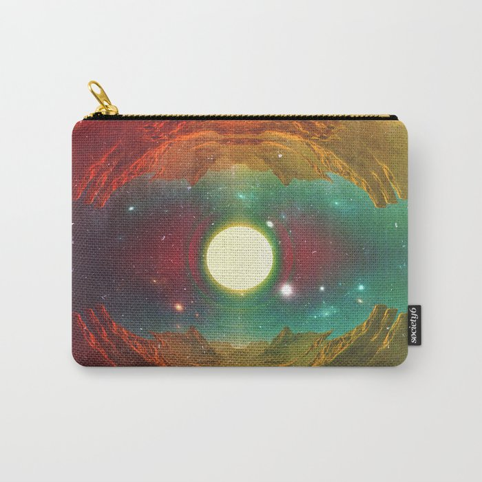 Lemonade_ Carry-All Pouch