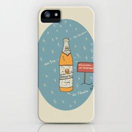 Berliner Kindl iPhone Case