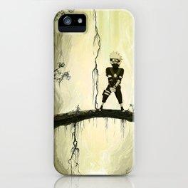 hatake kakasih iPhone Case