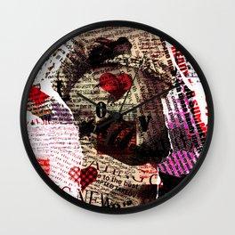 Youdane 3 Wall Clock