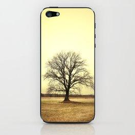 Solo Tree iPhone Skin