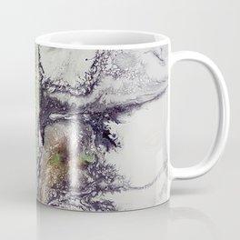 The rivers, acrylic on canvas Coffee Mug